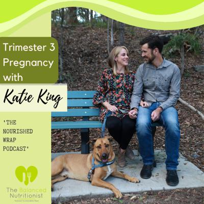 Cover art for Trimester 3 of Pregnancy.... what to expect, nutritional recommendations and tips!