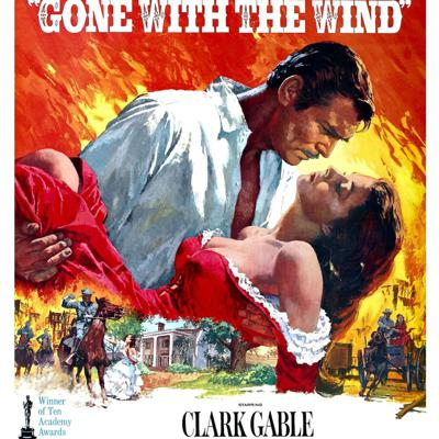 Cover art for Cinema Cemetery: Episode 13- Gone With The Wind (1939)