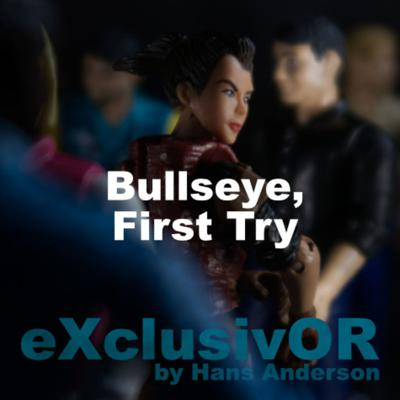 Cover art for Bulls Eye, First Try - _eXclusivOR_ (0001)