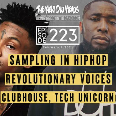 Cover art for NOH 223 | Bob James & 9th Wonder, Madlib's Comments on Revolutionary Music, Will Clubhouse Last?