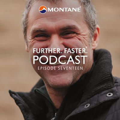 Cover art for Further. Faster. Podcast Ep 17 (Jerry Moffatt - The Mastermind of Climbing)