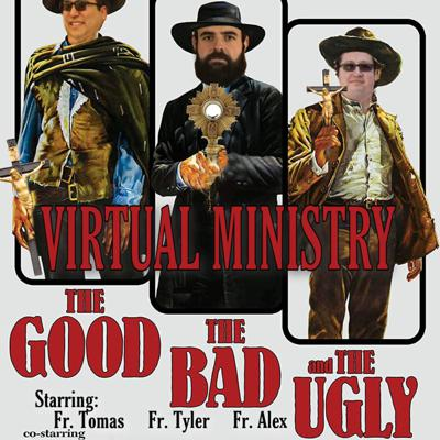 Cover art for EP 42:  Virtual Ministry