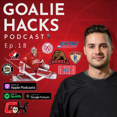 GHP 018: The Key To Consistency w/ All-American & Hobey Baker Finalist Matt Galajda