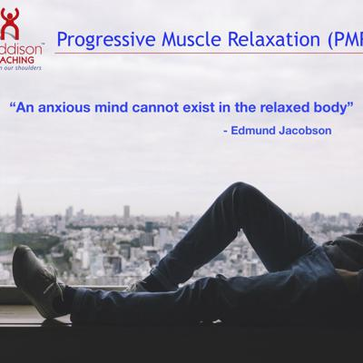 Cover art for Introduction to Progressive Muscle Relaxation (PMR)