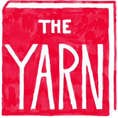 The Yarn takes listeners behind the scenes of children's literature. Each episode features an author or illustrator talking about how they create books for young readers.