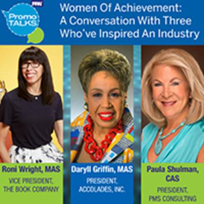 Cover art for PPB Presents: Women of Achievement: A Conversation With Three Who've Inspired An Industry