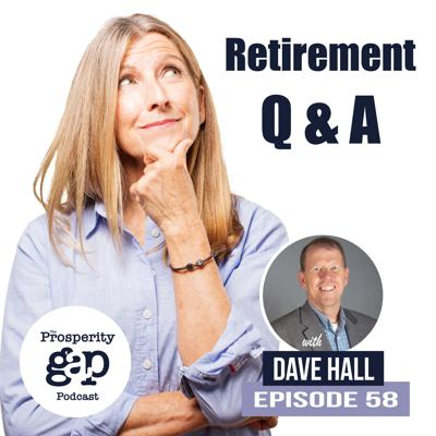 Cover art for Episode 58: Retirement Q & A