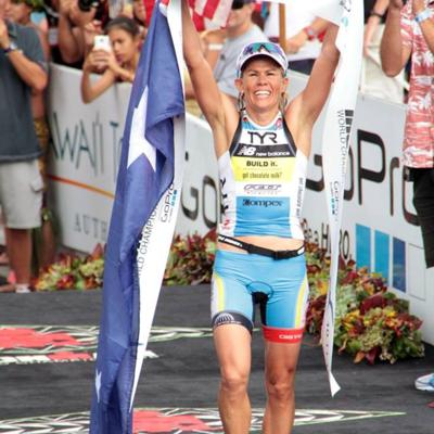 Cover art for World Champion (and Mom!) Rinny Carfrae Discusses Ironman, Wellbeing and Life! - #090