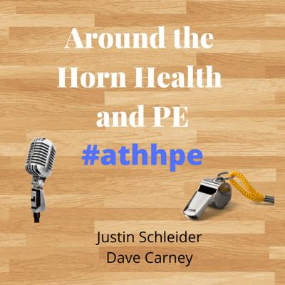 Cover art for Around The Horn Health and Physed Episode 21: Hybrid Vs. Face to Face Learning (so far!)