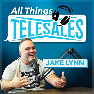 """If the Phone is Your Weapon, this is your podcast! We're changing the perception of Telesales. We're a tribe of Telesales professionals who believe in compassion before commission. We're empowering the Call Coaching Experience by Starting with the Person in Sales """"Person."""" When we take care of the person, the calls take care of themselves. Join Jake Lynn as he has in-depth conversations with leaders across all types of telesales verticals in B2B, B2C, SaaS, Tech Sales, Lead Generation, and Contact Centers. We even talk about personal branding and how to properly use LinkedIn to get people on the Phone OR Zoom whichever is preferred :)"""