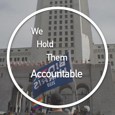 We Hold Them Accountable