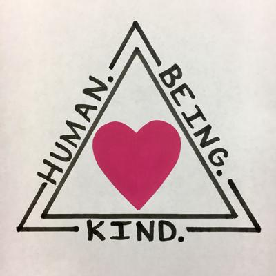 Human. Being. Kind.