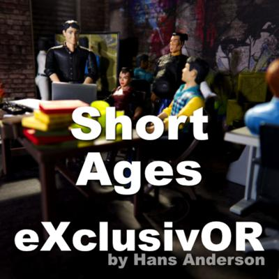 Cover art for Shortages - _eXclusivOR_ (0111)