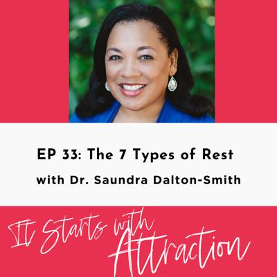 Cover art for The 7 Types of Rest with Dr. Saundra Dalton-Smith