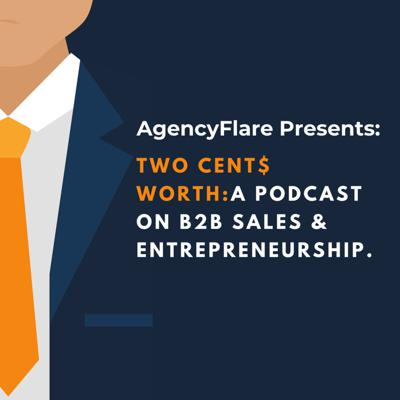 A podcast for the everyday entrepreneur, B2B sales professional and small business owner who's work requires them to be involved in sales and cold prospecting at any level. This podcast will give you actionable sales strategies, lead-generation tips, real life business experiences, and talk about what most people avoid; the importance of making and earning more money through increasing your sales. If you're looking for a dedicated podcast to outbound sales, entrepreneurship, B2B sales and increasing revenue, this podcast is for you.