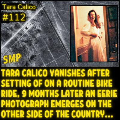 Cover art for The Disappearance of Tara Calico #112