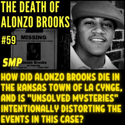 Cover art for Alonzo Brooks - Murder or Accident? #59