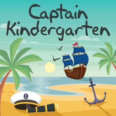 Captain Kindergarten, where the world is good, the world is beautiful and the world is true.  By David McGregor.  Carefully curated stories read for children in the Kindergarten age range.
