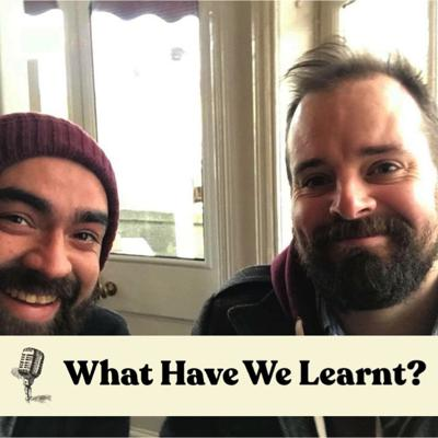 Cover art for Free Range Learnings #2 | Jack Casey | What Have We Learnt?
