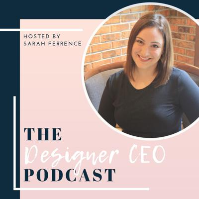 """Thinking about launching your own brand?  Feeling confused about how to get started and what to do first?  Wondering how the fashion and retail industries actually work?  Wishing you had a partner to take care of all the """"business and strategy stuff""""??  Or are you ready to scale your line and take it next level?   Welcome to The Designer CEO Podcast!  Each week, host Sarah Ferrence aka Mod. Merchant, brings you brand and retail strategies, merchandising how-to's, organization and productivity tips, and business and professional advice simplified for Designer CEOs who are ready to launch the line they've been dreaming of Sarah shares her experience after working as a buyer and product manager, for Fortune 500 companies including Kohl's and Harley-Davidson, and now as a coach and consultant.   Along with sharing proven business strategies, sales tactics, and how-to's, she'll invite a few of her friends along the way to offer their own insider tips including industry execs, entrepreneurs, and fellow designers who've successfully launched. Sarah's here to be your go-to partner for navigating the business of retail and fashion and help you launch the line of your dreams."""