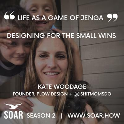 Cover art for Life as a game of Jenga: Designing for the small wins