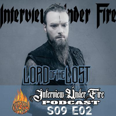 Cover art for S.09 E.02 – Niklas Kahl of Lord Of The Lost