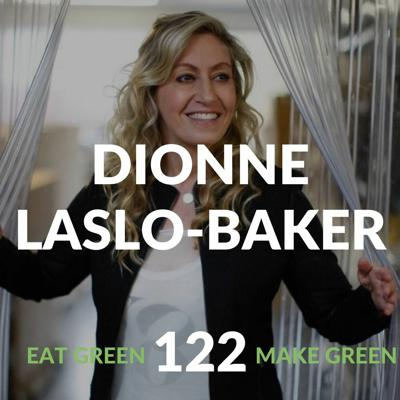 Cover art for Episode 122: Dionne Laslo-Baker & Making Other's Dreams Come True