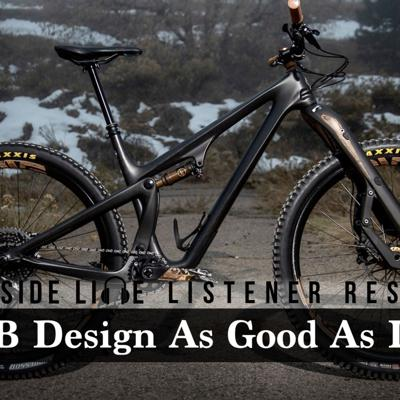 Cover art for Is MTB Design As Good As It Gets? The Inside Line Listener Response #4