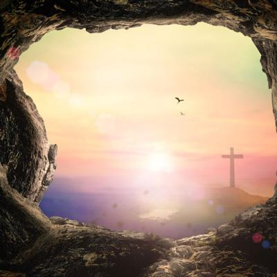Cover art for He Is Risen!