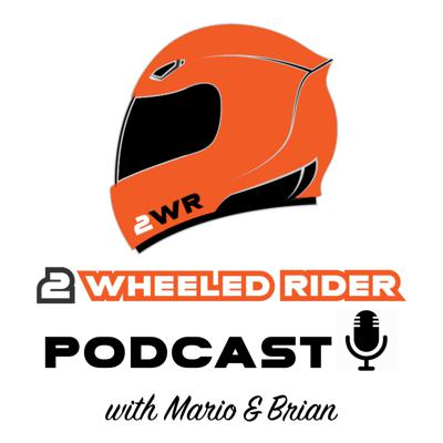 Hosted by Mario Orsini of the 2 Wheeled Rider YouTube Channel and Brian Boyer, the 2 Wheeled Rider podcast is a motorcycle podcast BY motorcyclists FOR motorcyclists. Each episode will discuss a different motorcycle-related topic including things like motorcycle travel, latest motorcycle tech, amateur and pro off-road racing, riding tips and so much more. As life-long riders, Mario and Brian will tap into their large and diverse network of motorcycle industry experts to bring you some of the most entertaining and informative interviews.