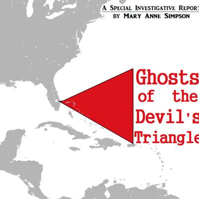 Cover art for Ghosts of the Devil's Triangle