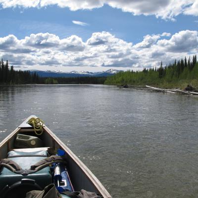 Cover art for Kings of the Yukon: A 2,000-mile Alaskan River Paddle with Best-Selling Author Adam Weymouth