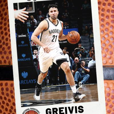 Cover art for Greivis Vásquez on Legends Live with Trill Withers (S2E4) - 1/28/2021