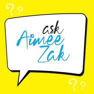 Ask Aimee Zak is a therapy podcast hosted by me, Aimee Le Zakrewski Clark. It's my version of an