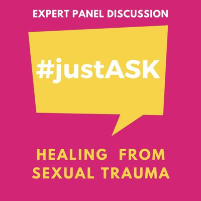 Cover art for Episode 1:1 - Healing From Sexual Trauma with Christine Jones, Author and Speaker