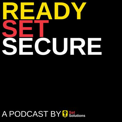Cover art for Welcome to Ready, Set, Secure!
