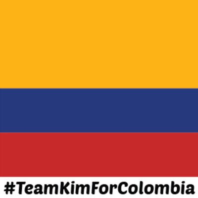 Life in Colombia with Team Kim