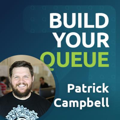 Cover art for Growing Subscription Revenue, with Patrick Campbell, CEO of Profitwell