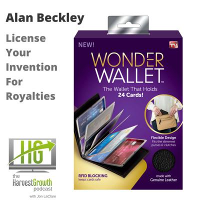 Cover art for License Your Invention For Royalties