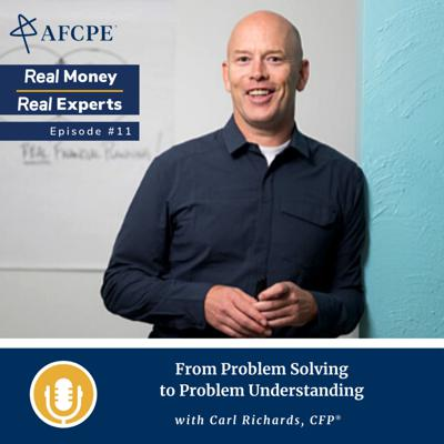 Cover art for From Problem Solving to Problem Understanding with Carl Richards