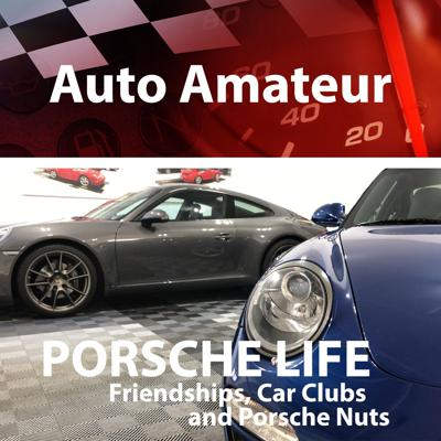 Cover art for Grab a Coffee and Let's Talk about this Porsche Life - Ownership, Car Clubs and Pals