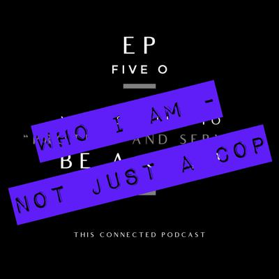Cover art for EP: Five-O. Who I am - Not just a cop