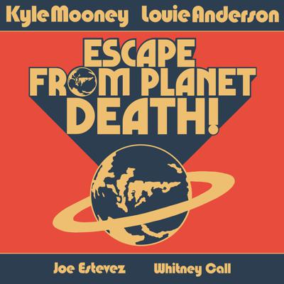 ESCAPE FROM PLANET DEATH!