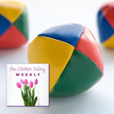 The Clutter Fairy Weekly