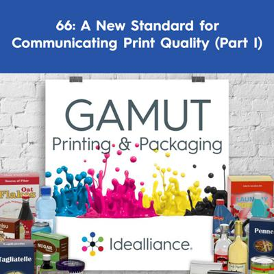 Cover art for 66: A New Standard for Communicating Print Quality (Part I)