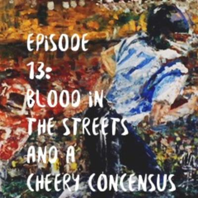 Cover art for Blood in the streets or a cheery consensus. Plus, Coaching staff changes that will affect our players