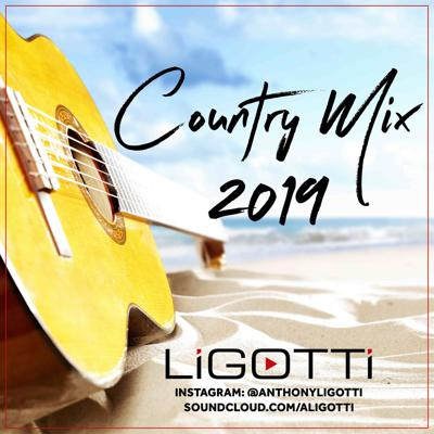Cover art for Country Mix 2019 (Ligotti)