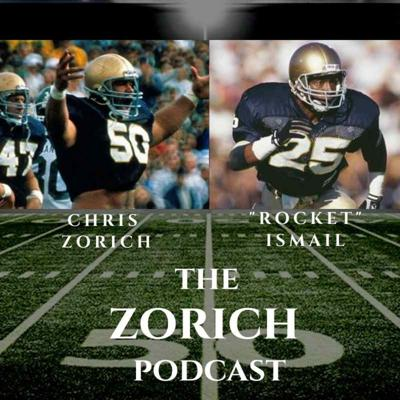 The Zorich Podcast:  Conversations with Leaders & Legends