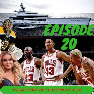 Cover art for Episode 20 - This Week in Sports (NFL Draft/The Last Dance)
