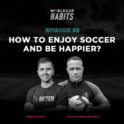 Cover art for How to Enjoy Soccer and Be Happier?